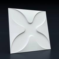 Гипсовая 3D панель Пента